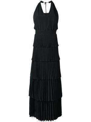 Платье с открытой спиной Nº21. Цвет: чёрный