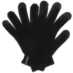 Перчатки  Insta Glove Black Ashbury. Цвет: черный