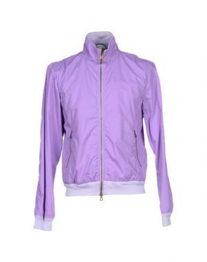 Куртка HISTORIC RESEARCH. Цвет: розовато-лиловый