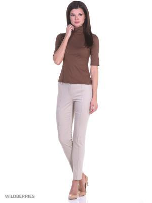 Джемпер M&L. Цвет: коричневый