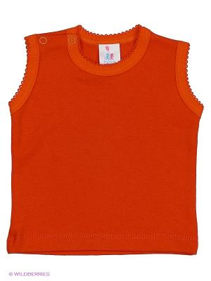 Майка PEPELINO. Цвет: оранжевый
