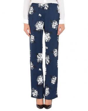 Повседневные брюки SAMSØE Φ. Цвет: темно-синий