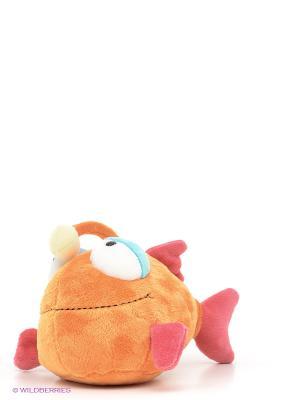 Мягкая игрушка Рыбка с фонариком NICI. Цвет: желтый