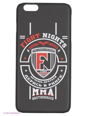 Чехол Fight Nights. Цвет: белый