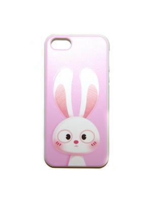 Чехол для Iphone 5/ 5S Lola. Цвет: розовый