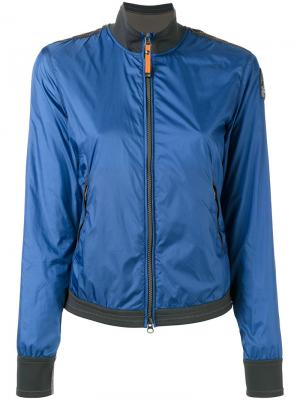 Спортивная куртка Parajumpers. Цвет: синий