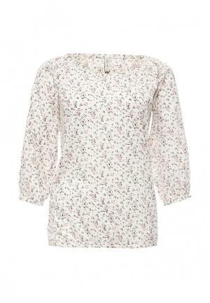 Блуза BlendShe. Цвет: бежевый