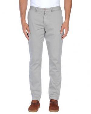 Повседневные брюки BASICON. Цвет: серый