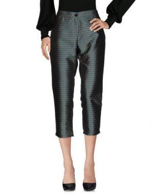 Повседневные брюки ANONYME DESIGNERS. Цвет: зеленый