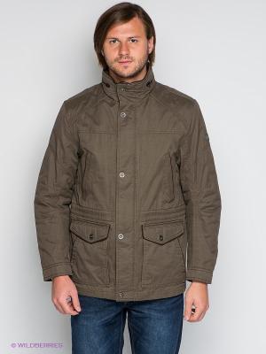 Куртка S4. Цвет: оливковый