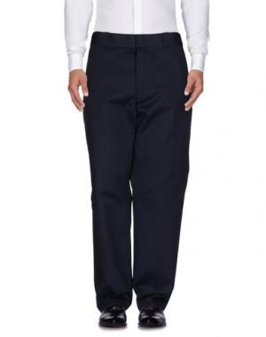 Повседневные брюки DICKIES. Цвет: темно-синий