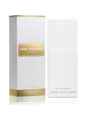 Angel Schlesser lady edp 100 ml. Цвет: белый, золотистый