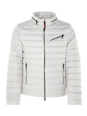 Куртка Sisley. Цвет: сливовый