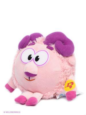 Мягкая игрушка Бараш Мульти-пульти. Цвет: розовый, фиолетовый