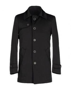 Пальто ROBERTO PEPE. Цвет: черный
