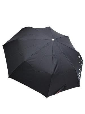 Зонт Edmins. Цвет: черный, белый