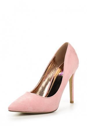 Туфли Vera Blum. Цвет: розовый
