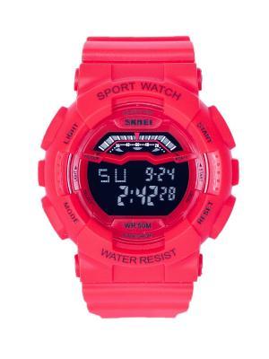 Часы SKMEI. Цвет: красный