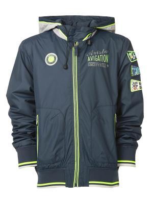 Куртка Arista. Цвет: темно-синий