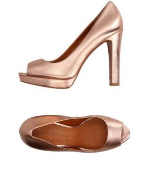 Туфли MARC BY JACOBS. Цвет: розовый