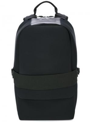 Рюкзак с эластичными ремешками Y-3. Цвет: чёрный