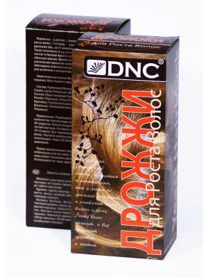 Маска для волос ДРОЖЖИ, набор из 2 шт (2х100 гр) DNC. Цвет: молочный