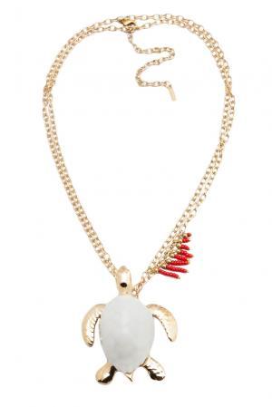 Колье 125106 Nach Jewellery
