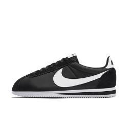 Кроссовки унисекс  Classic Cortez Nylon Nike. Цвет: черный