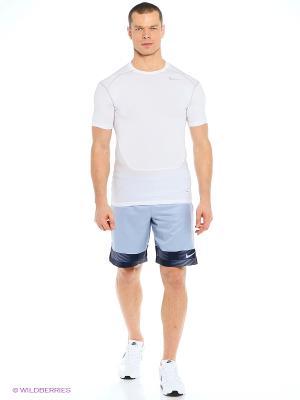 Шорты STRIKE GPX L PR WVN SHRT WZ 2 Nike. Цвет: голубой, фиолетовый