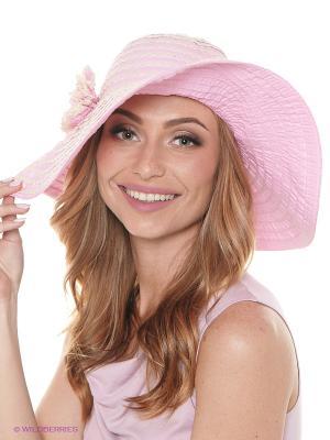 Шляпа FOMAS. Цвет: розовый