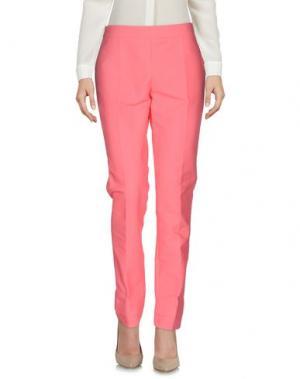 Повседневные брюки CEDRIC CHARLIER. Цвет: фуксия