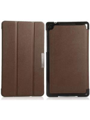 Облокжа skinBOX Smart Clips для планшета Asus Nexus 7 / Google второго поколения.. Цвет: темно-коричневый