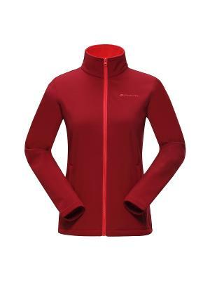 Куртка Alpine PRO. Цвет: малиновый