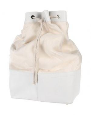 Рюкзаки и сумки на пояс GENTRYPORTOFINO. Цвет: белый