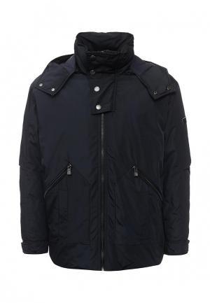 Куртка утепленная Trussardi Collection. Цвет: синий