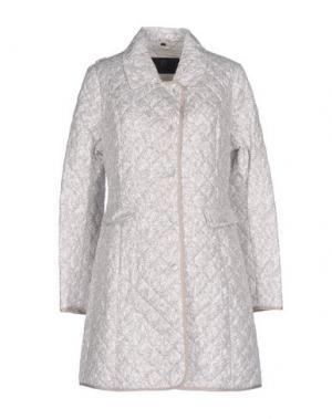Легкое пальто [C] STUDIO. Цвет: белый