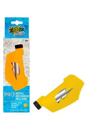 Картридж для ручки REDWOOD 3D. Цвет: желтый