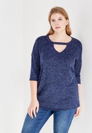 Пуловер Evans. Цвет: серый