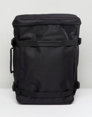 Spiral Черный рюкзак Hyde. Цвет: черный