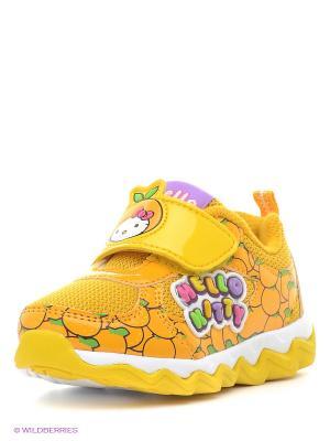Ботинки Kakadu. Цвет: желтый