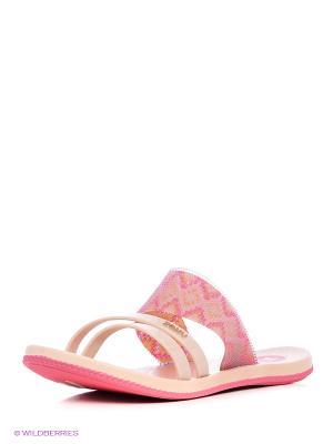 Пантолеты ZAXY. Цвет: бледно-розовый
