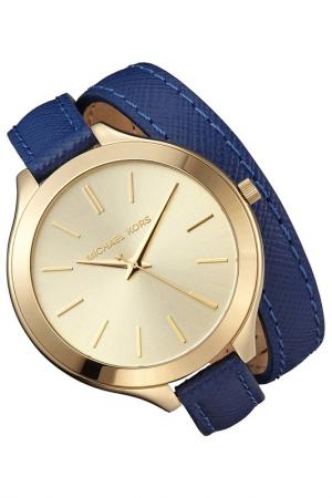 WATCH Michael Kors. Цвет: gold, navy