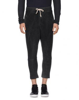 Повседневные брюки CHOICE NICOLA PELINGA. Цвет: стальной серый
