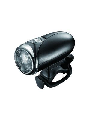 Фара с 5 яркими светодиодами D-light. Цвет: черный