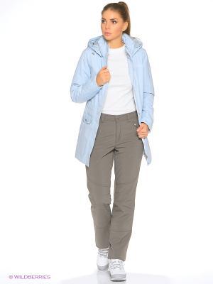 Куртка Stayer. Цвет: светло-голубой