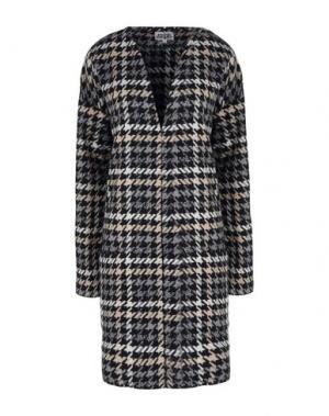 Пальто TWIST & TANGO. Цвет: серый