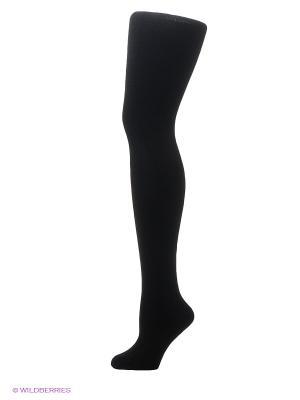 Колготки EUROMAMA. Цвет: черный