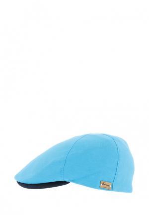 Кепка Herman. Цвет: голубой