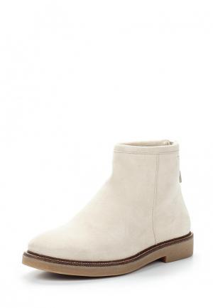Ботинки Vagabond. Цвет: белый