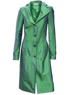 Шёлковое пальто SINGH S. MADAN